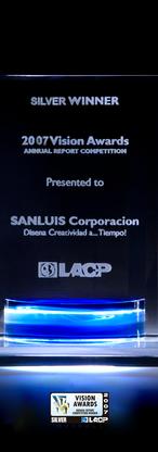 Informe Anual SANLUIS Corporación 2007