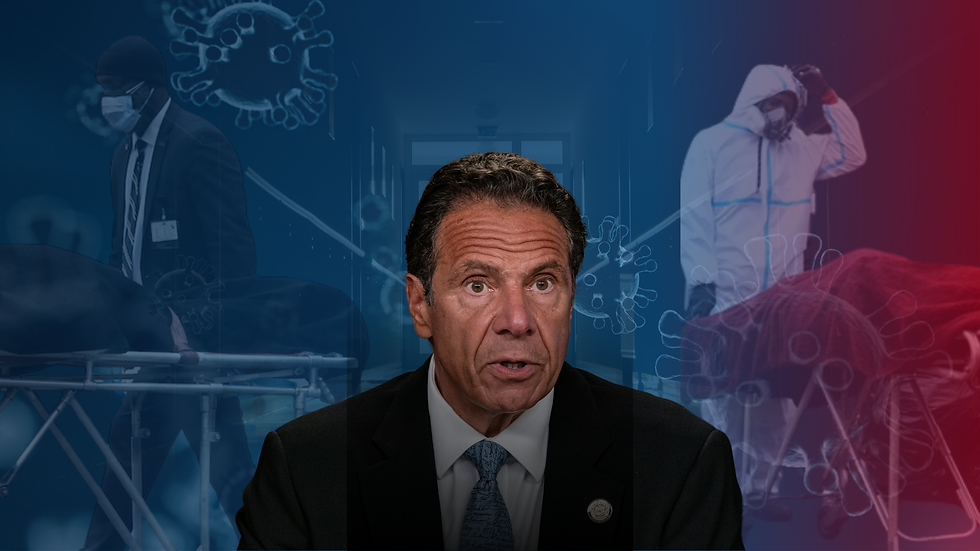Start An Impeachment Probe of Gov. Cuomo
