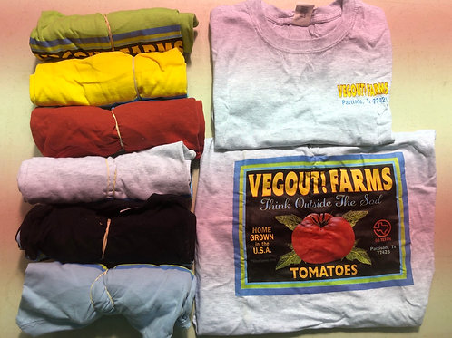 VegOut! Farms T-Shirts