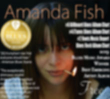 Amanda Fish Free Album 2019 Blues Music Award Winner Best Emerging Artist Album