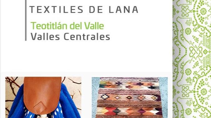 Textiles de lana