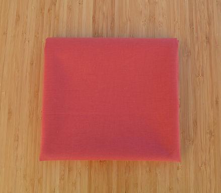 Tela popelín 100% algodón orgánico - Solid Argile