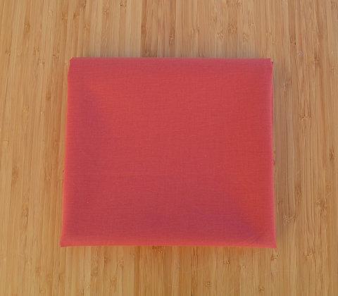 Organic cotton solid argile square