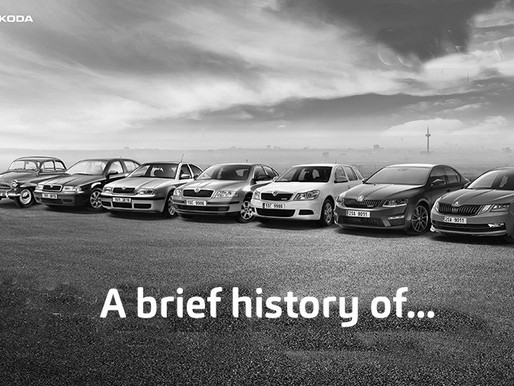 From Laughingstock to the Most Trusted Brand: Brand Identity explained through Skoda Motors