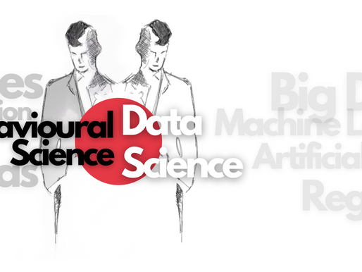Combing Data and Behavioural Science. An Exploratory Study