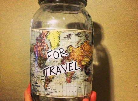 5 Creative Ways to Save for Travel