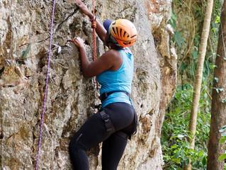 Climber on!