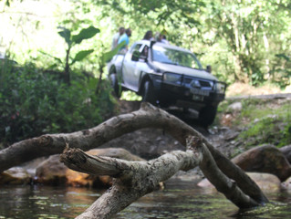 Why go on a 4x4 Off Road Adventure with Road Trip TT