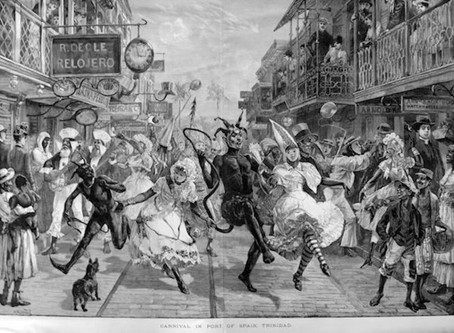 History of T&T Carnival