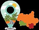 Road Trip TT logo design