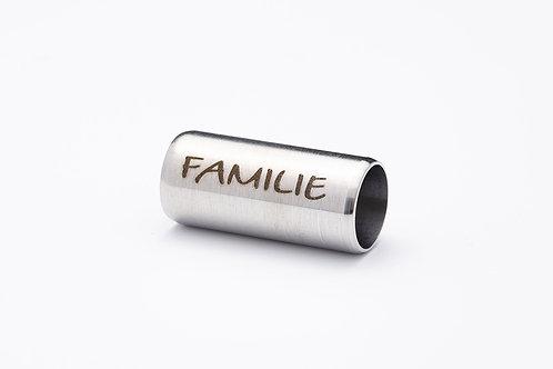 Tomanika Familie Verschluss, Vorderseite