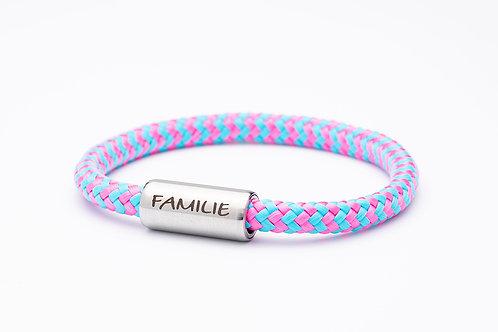 "Tomanika Armband ""FAMILIE"""