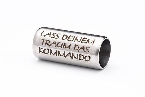 "Tomanika ""Lass Deinem Traum das Kommando"""