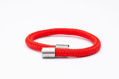 Wechselarmband, rot