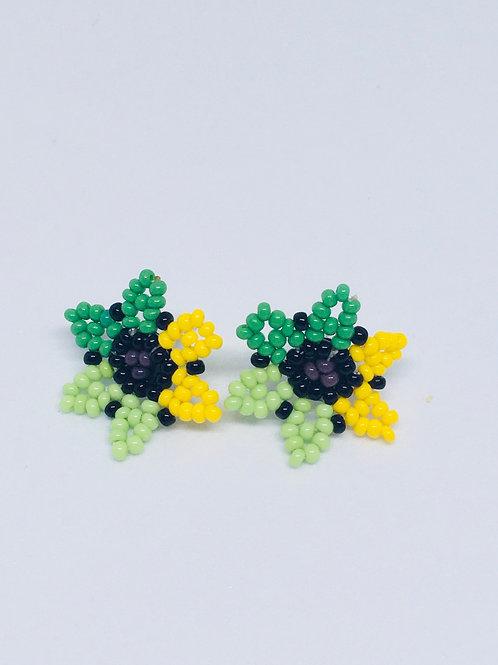Embera earrings