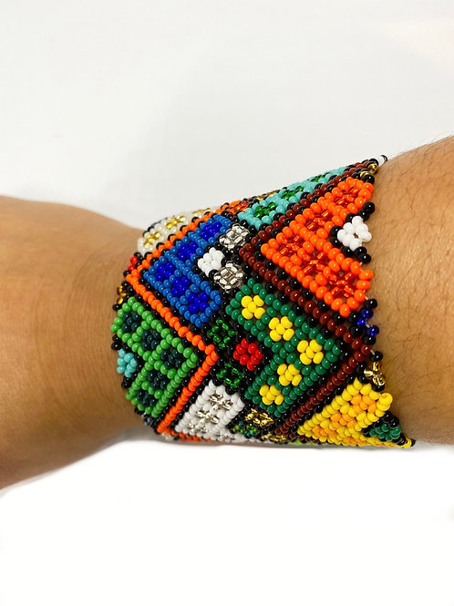 Embera bracelet DOB