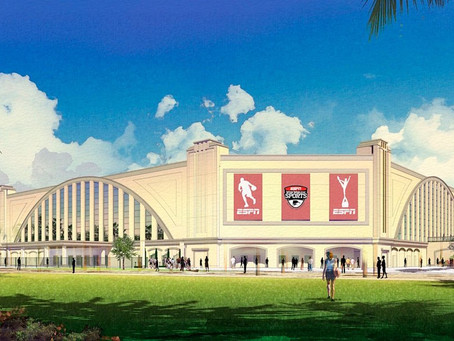 Industry News: Disney's NEW Cheer Venue