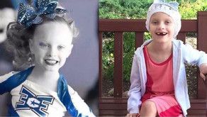 Young Cheerleader's Cancer is No Team Player