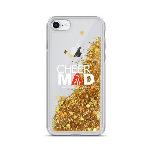 CheerMAD Liquid Glitter Phone Case