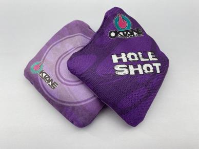 Oktane Cornhole Hole Shot