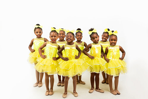 Ballet/ Jazz ( Ages 4-5 )  Saturdays 10- 10:50 a.m.