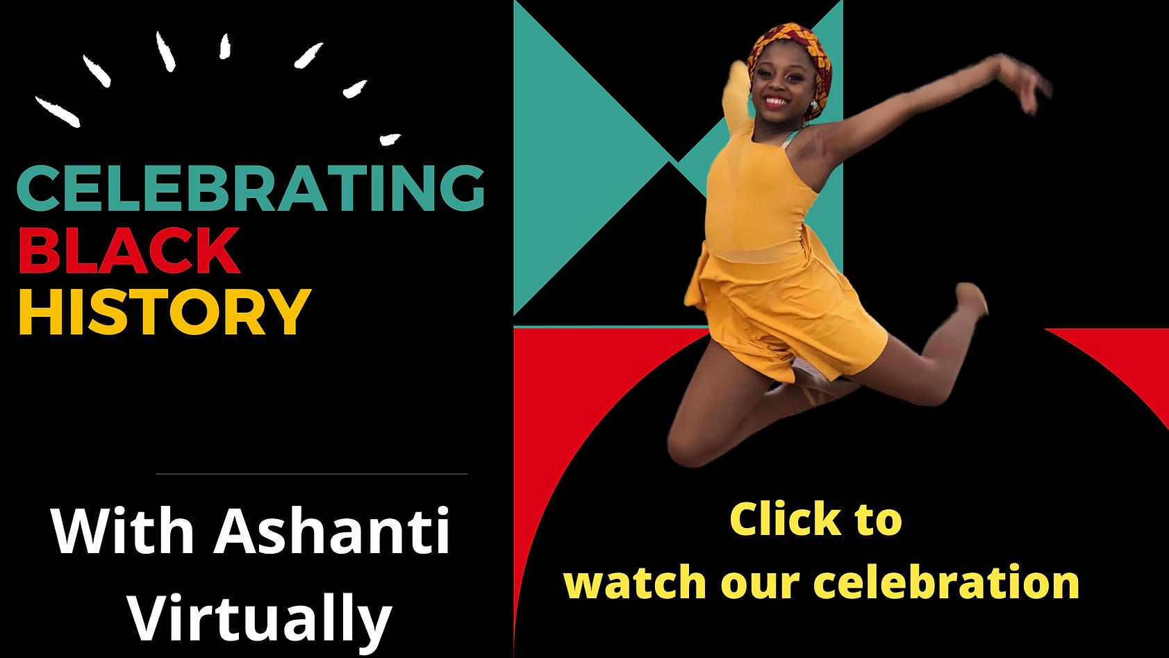 Slides for Ashanti Virtual Black History