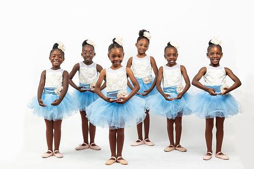 Ballet/ Jazz ( 6-8)  Tuesdays 6-6:50 p.m.