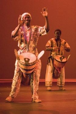 African Drummers