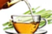 green tea & lemongrss