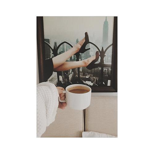 Coffee Post Card