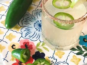 Spicy Jalapeño Margaritas
