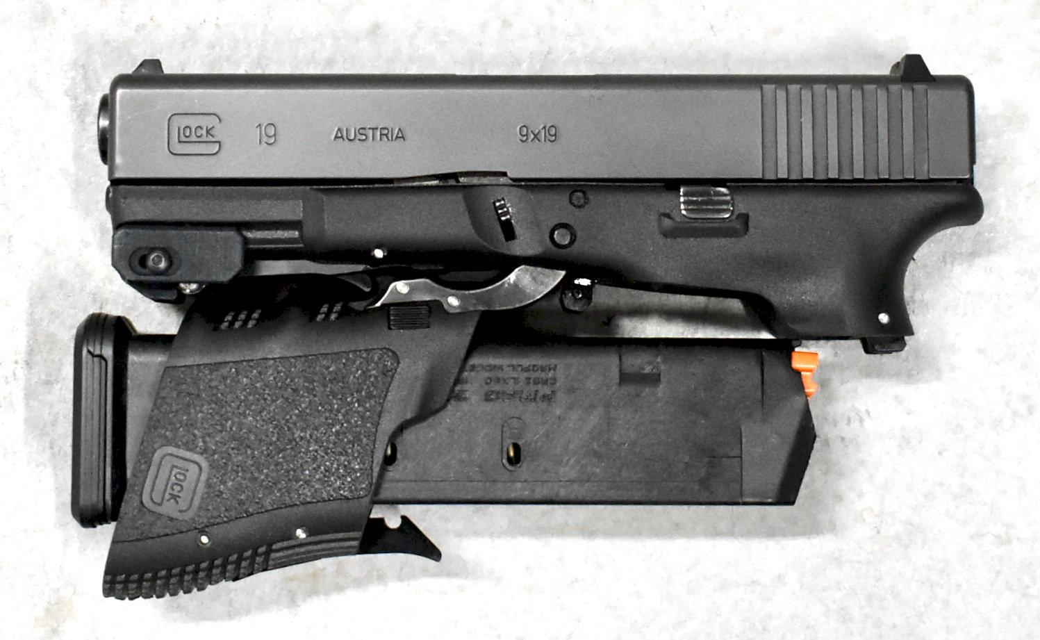 Convert Your Compact Glock 19 GEN 4 (23 / 25/ 32 / 38) to M3D