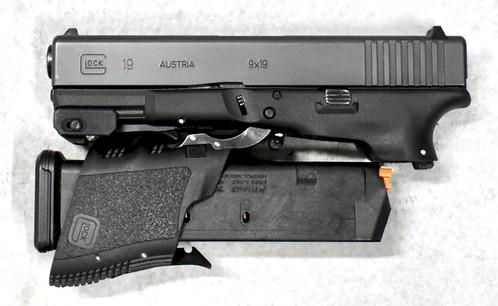 glock 19 gen 3 pistol w m3d modification