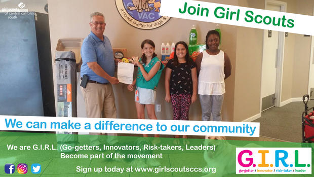 Girl Scouts of Centeral California South 2