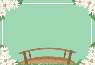 Alumnae Background Invitation Horizontal