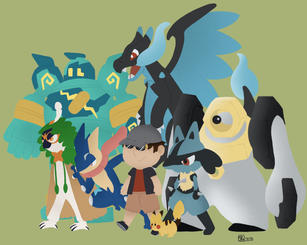 Pokémon commission