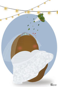 Potato Bride