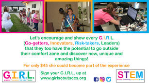 Girl Scout TV Ad 1