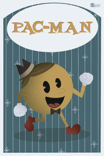 50's Pac-Man