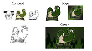 Team Fulish Logo Design
