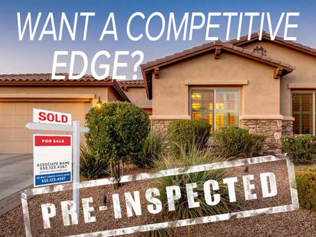Gain That Competitive Edge with a Pre-List Inspection