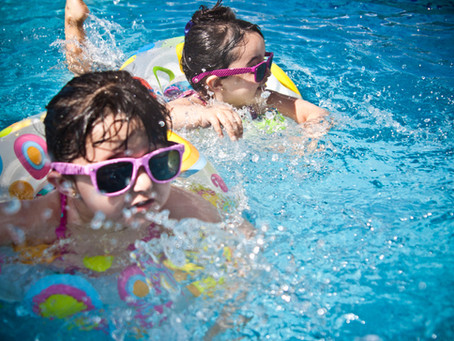 Keep your kids safe around pools and spas