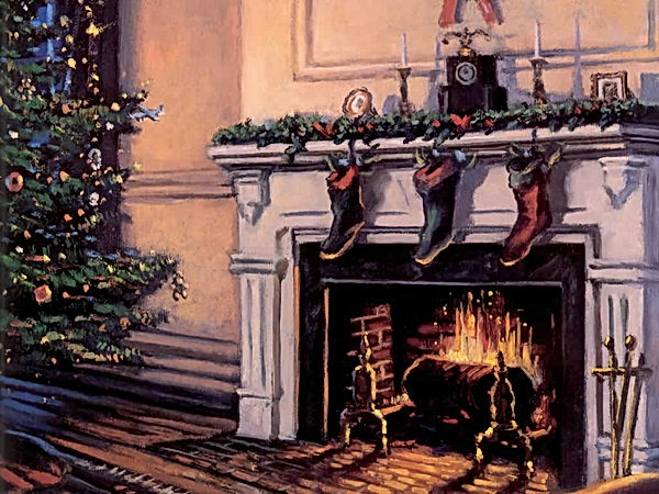 chimney-clipart-christmas-tree-fireplace
