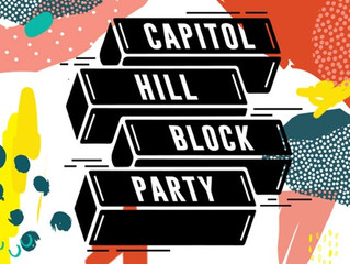Who To Get Excited For At This Year's Capitol Hill Block Party