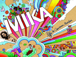 Music Saved My Life: Mika - Life In Cartoon Motion