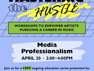 Mastering the Hustle: Media Professionalism