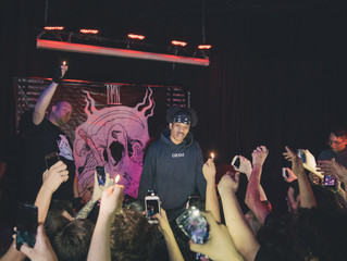 Drunk At A Show: OmenXII, Jgrxxn & Kold-Blooded at Vera