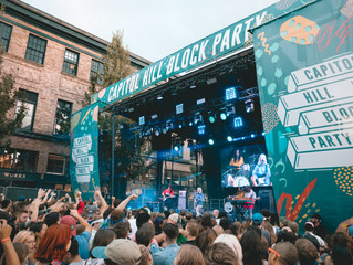 Capitol Hill Block Party Kicks Off