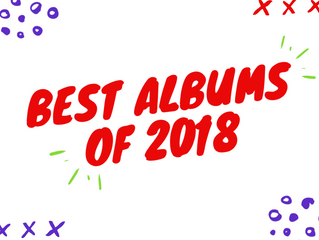 Haley's Top 10 Albums of 2018