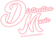 Distinction Music Management Logo